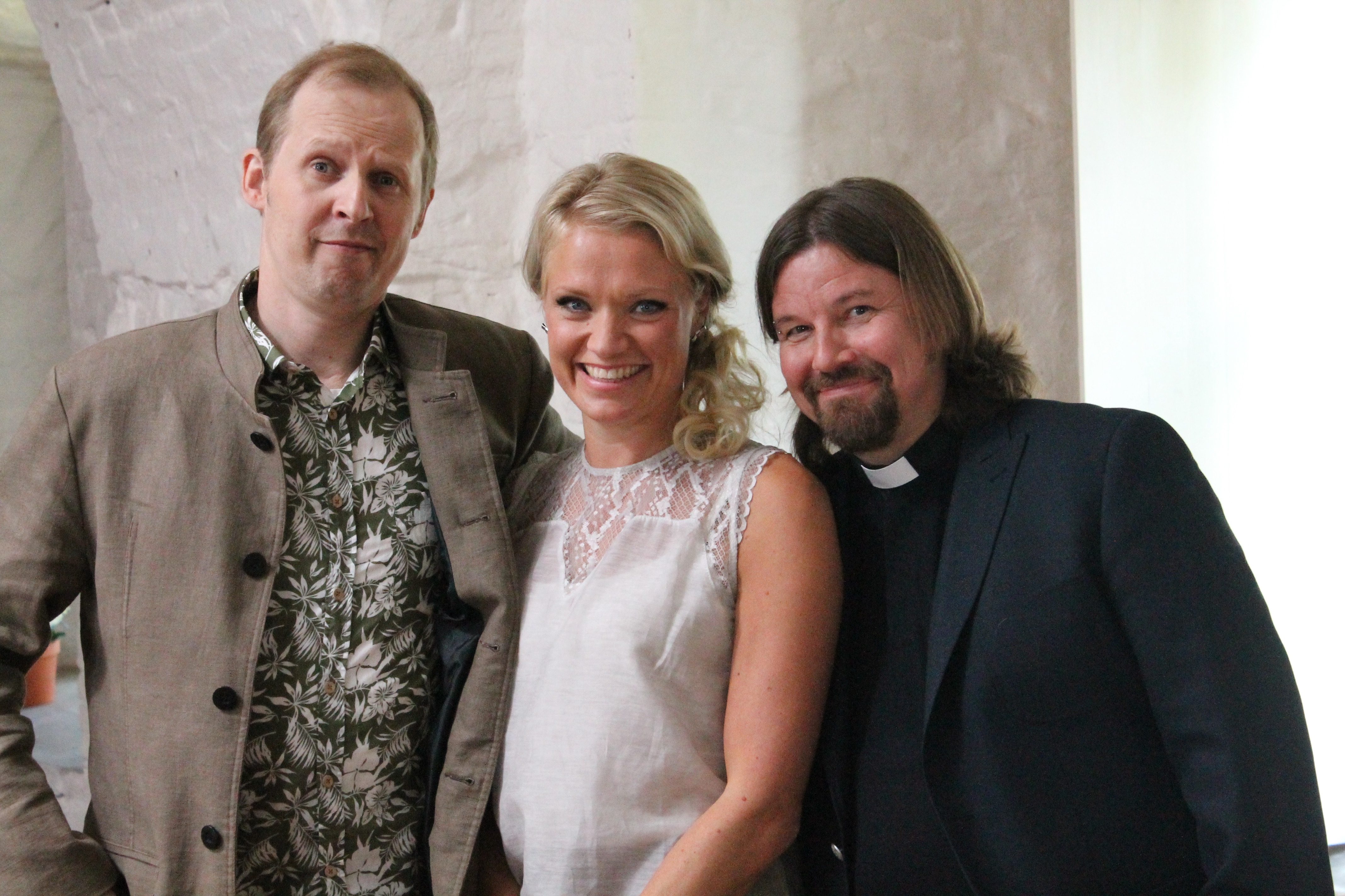 Maailman parhaat kollegani: Mikael Saarinen ja Kari Kanala